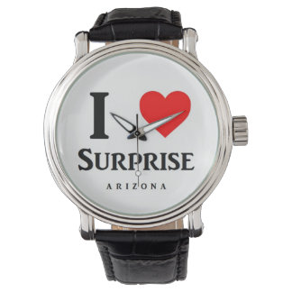 I Love Surprise Watch