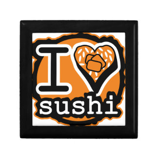 I LOVE SUSHI GIFT BOX