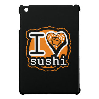 I love sushi Japanese food gastronomy iPad Mini Cover