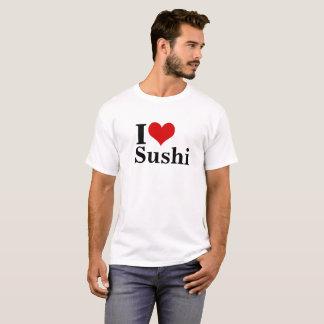 I Love Sushi Men's Basic T-Shirt