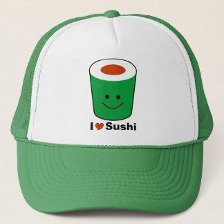 I Love Sushi Trucker Hat