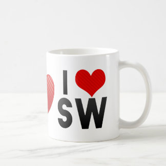 I Love SW Coffee Mug