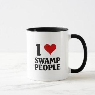 I love Swamp People Mug