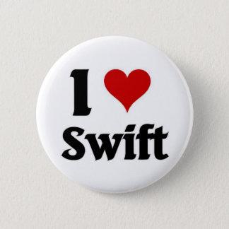 I love swift 2 inch round button