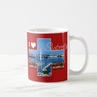 I love Switzerland Coffee Mug