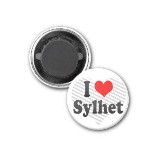 I Love Sylhet, Bangladesh Magnet