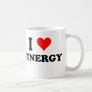 I Love Synergy Coffee Mug