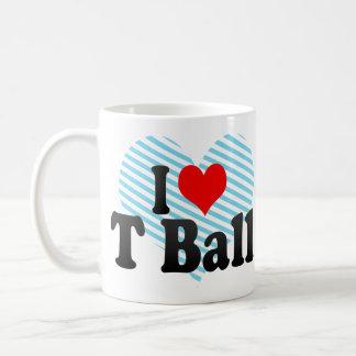 I love T Ball Mug