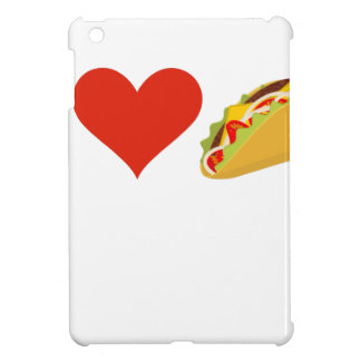 I Love Tacos For Taco Lovers iPad Mini Cover