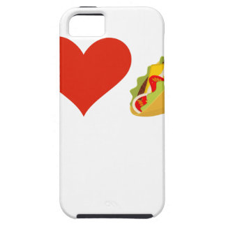I Love Tacos For Taco Lovers iPhone 5 Case