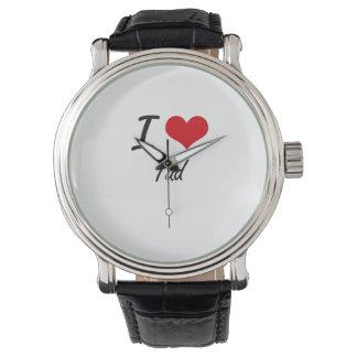 I love Tad Watches
