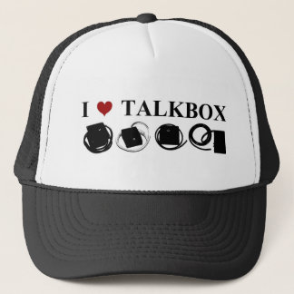 I LOVE TALKBOX Trucker Hats (11 Color)