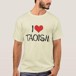 I Love Taoism T-Shirt