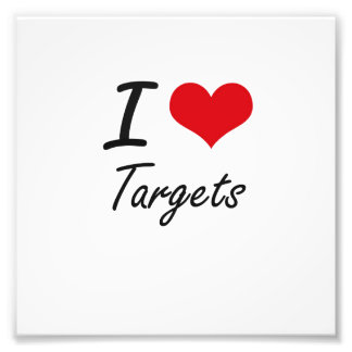 I love Targets Photo Print
