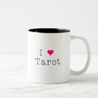 I Love Tarot Mug Type B