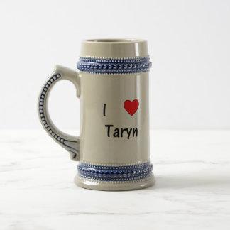I Love Taryn Coffee Mug