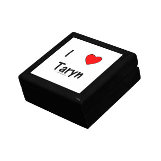 I Love Taryn Gift Box