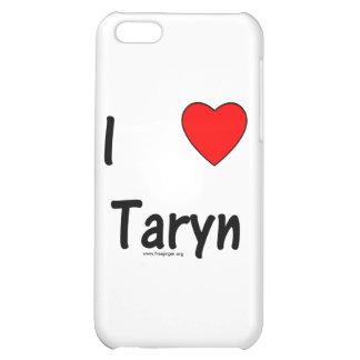 I Love Taryn iPhone 5C Cover