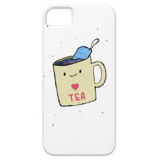 """I love Tea"" Shirt and Apparel iPhone 5 Case"