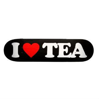 I LOVE TEA SKATEBOARDS