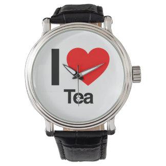 I Love Tea Watches
