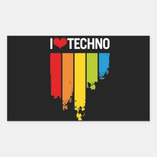 I Love Techno Music