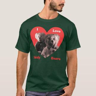 I Love TeddyBears T-Shirt