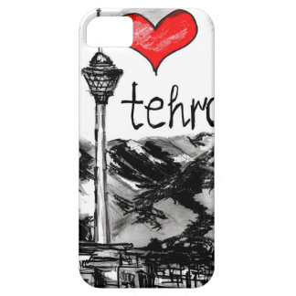I love Tehran Case For The iPhone 5