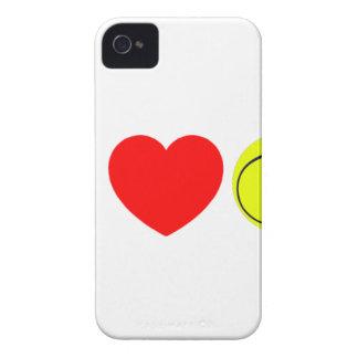 I Love Tennis iPhone 4 Case-Mate Case