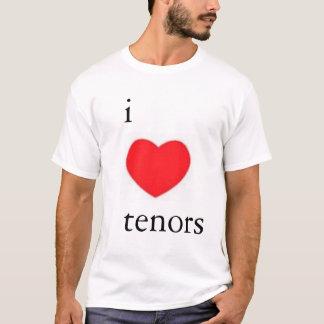 I Love Tenors Tee