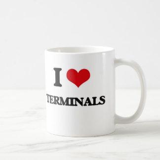 I love Terminals Coffee Mug