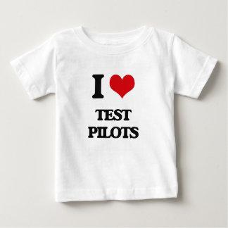 I love Test Pilots Shirts