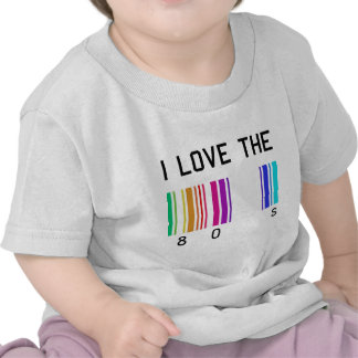 I love the 80´s design t shirts