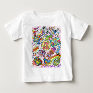 I love the 80s - 1980s Swag Baby T-Shirt