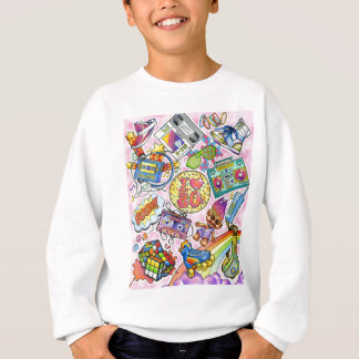 I love the 80s - 1980s Swag Sweatshirt