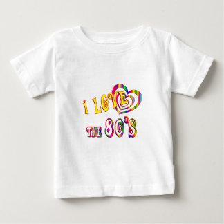 I Love the 80s Baby T-Shirt