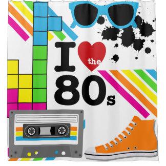I Love the 80s Cassette Tape High Top Sneaker