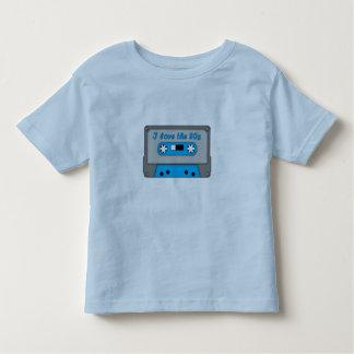 I Love The 80s (cassette) Toddler T-shirt