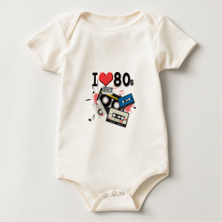 I love the 80s multiple products selected baby bodysuit