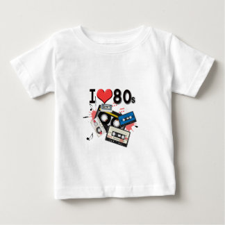 I love the 80s multiple products selected baby T-Shirt