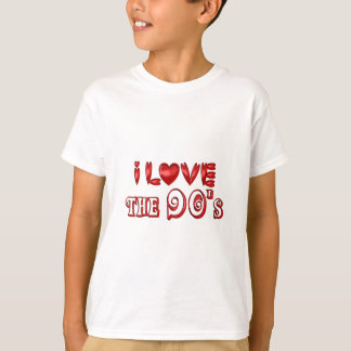 I Love the 90's T-Shirt