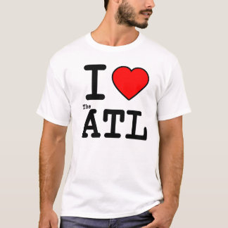 I Love The ATL T-Shirt