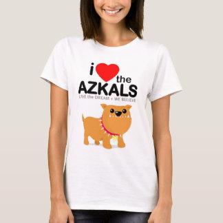 I Love the Azkals Women's Tshirt