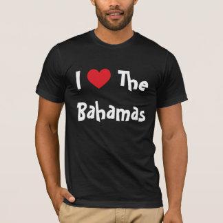 I Love The Bahamas T-Shirt
