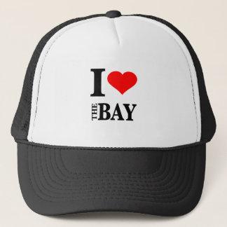 I Love The Bay Area Trucker Hat
