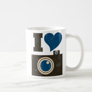 I Love the Camera Coffee Mug