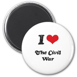 I love The Civil War Magnet