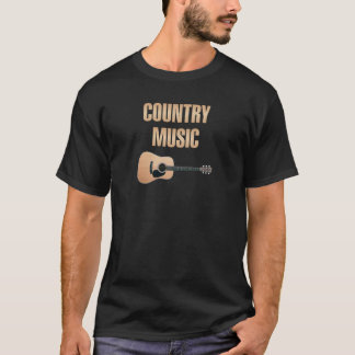 I love the country music T-Shirt