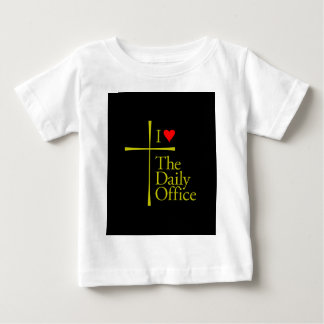 I Love The Daily Office Tee Shirts