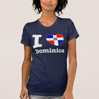 I love the Dominican republic T-Shirt